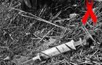 ВИЧ терроризм: можно ли заразиться от укола иглой?