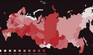 Заболеваемость ВИЧ в России: развитие ситуации и перспективы
