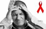 Первые и основные симптомы ВИЧ инфекции у мужчин на ранних стадиях и позже
