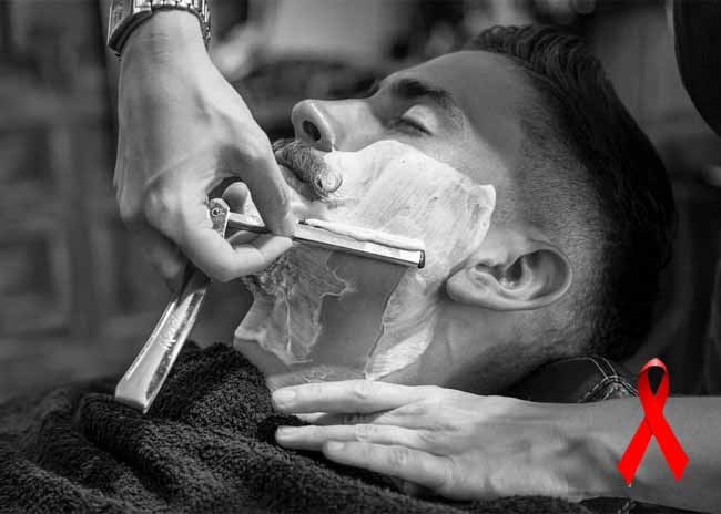 бритье и вич