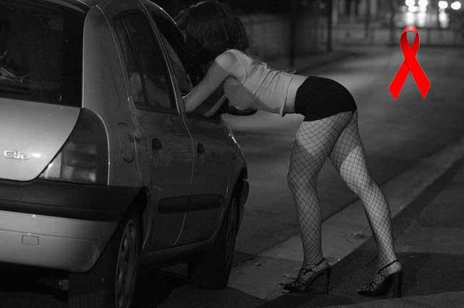 Проституция и вич