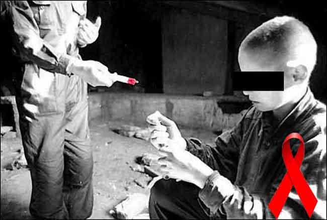 наркоманы и спид