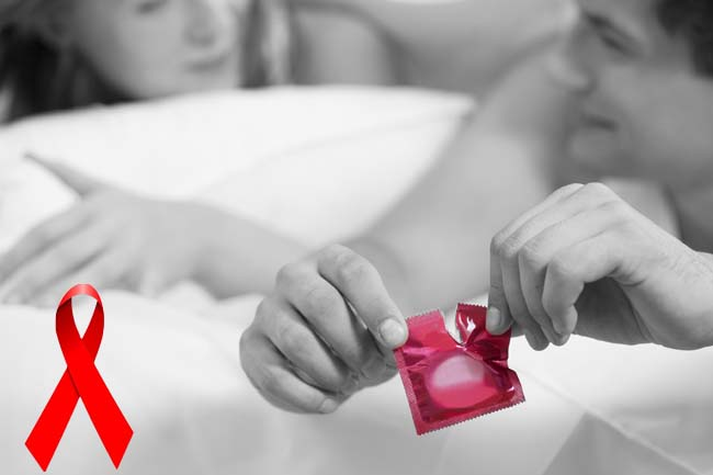презерватив и вич