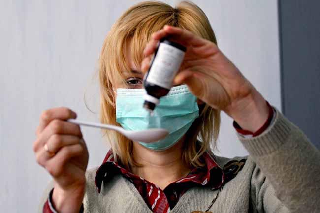 грипп и вич