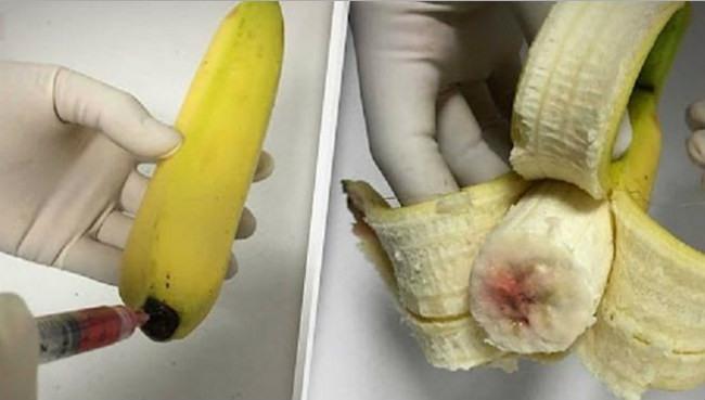 бананы заражённые ВИЧ